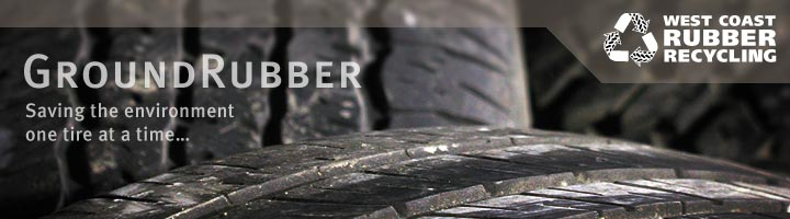 GroundRubber - Saving the environment one tire at a time